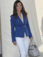 Pippa Middleton - Shop Pippa Middleton's Royal Wedding handbag! - Pippa Middleton handbag - Pippa Middleton dress - Pippa Middleton bag - Pippa Middleton Style - Kate Middleton sister Pippa - Kate Middleton - Royal Wedding - Marie Clarie - Marie Claire UK