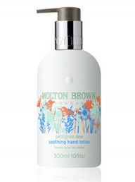 Molton Brown pettigree dew soothing hand lotion 