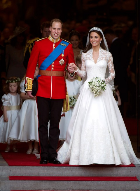 The Royal Wedding of Prince William and Catherine Middleton