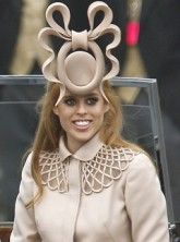 Princess Beatrice - Princess Beatrice to auction Royal Wedding hat on ebay - Princess Beatrice hat - Princess Beatrice weight loss - Marie Claire - Marie Claire UK