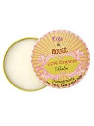 Figs & Rouge Organic Pomegranate Balm - Beauty Buy of the Day - Marie Claire - Marie Clarie UK