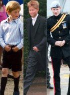Prince Harry - Prince Harry: A Life in Pictures - Prince Harry Pictures - Prince Harry Chelsy Davy - Marie Claire - Marie Claire UK