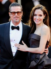 Brad Pitt & Angelina Jolie at Cannes 2011 - Tree of Life premiere