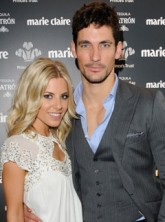 David Gandy and Mollie King Photos at The Marie Claire Inspire and Mentor Party 2011