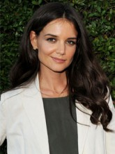 Katie Holmes | Beauty Culture Opening Night | Marie Claire