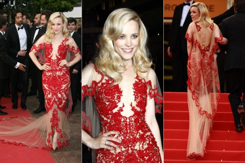 Rachel McAdams - Cannes Film Festival 2011 best dressed