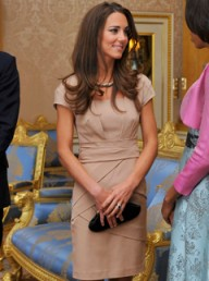 Kate Middleton Reiss shola dress