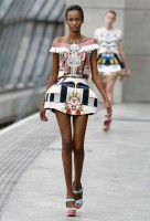 Mary Katrantzou Spring Summer 2011 London Fashion Week