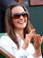 Pippa Middleton watches French Open in Paris