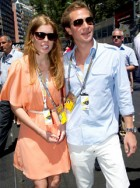 Princess Beatrice and Dave Clark - Monaco Grand Prix 2011 - Formula One - Grand Prix - Marie Clarie - Marie Claire UK