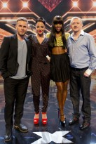 X Factor 2011 judges