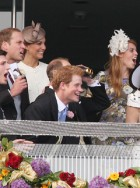 Royal Family at Epsom Derby