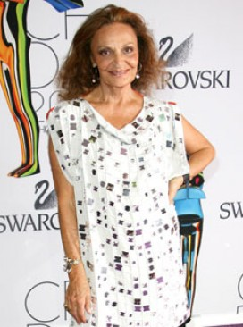 Diane von Furstenberg to design childrenswear collectiion for GapKids and babyGap