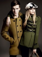 Burberry unveils its star-studded autumn/winter 2011 advertising campaign