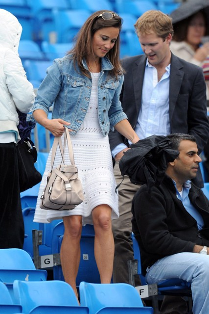 Pippa Middleton at the Aegon Championships tennis tournament, Queen&#039;s Club, London