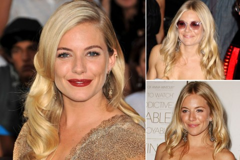 Sienna Miller - Blondes - Blonde Hair - Stars with blonde hair - Celebrity Blondes - Celebrity Hairstyles - Hair - Blonde Hair - Marie Claire - Marie Claire UK