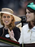 Princess Beatrice and Princess Eugenie - Royal Ascot 2011 - Ascot pics