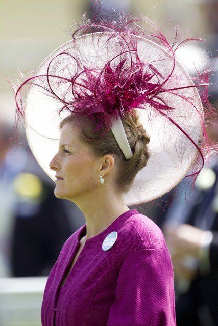 Sophie Countess of Wessex - Royal Ascot 2011 - Ascot 2011 pics - Ascot hats