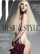 Christina Aguilera - FIRST LOOK! Christina Aguilera?s super-svelte W cover - W Magazine - Marie Claire - Marie Clarie UK