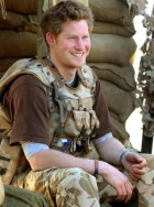 Prince Harry - Prince Harry to return to Afghanistan - Prince Harry Afghanistan - Marie Claire - Marie Clarie UK