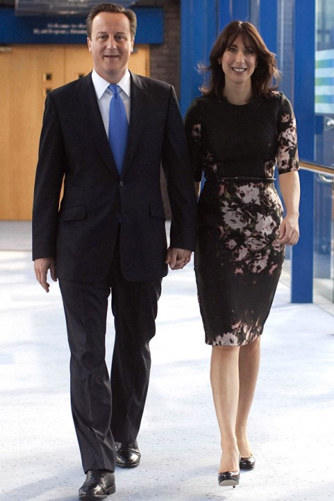 Samantha Cameron - Samantha Cameron Style Highs &amp; Lows - Samantha Cameron Style - Samantha Cameron Fashion - Samantha Cameron Dress - Marie Claire - Marie Claire UK