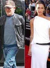 Steven Spielberg & Megan Fox- Megan Fox - Steven Spielberg demanded Megan Fox?s firing - Transformers - Transformers 3 - Transformers: Dark Side of the Moon - Marie Claire - Marie Claire UK