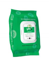 Yest to Cucumbers wipes