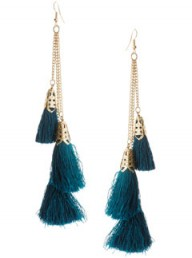 ASOS tasselled earrings