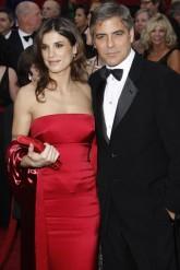 George Clooney & Elisabetta Canalis - George Clooney & Elisabetta Canalis split - George Clooney - Elisabetta Canalis - Marie Claire - Marie Claire UK