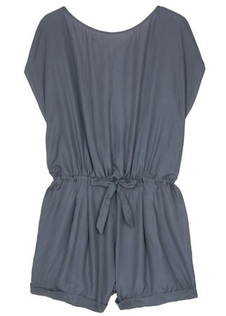 Zimmermann silk playsuit, £94