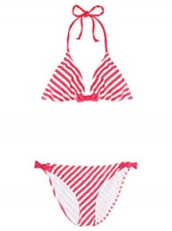 Oasis striped bikini