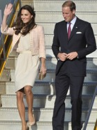 Kate Middleton and Prince William - Canada visit