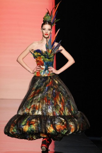 Jean Paul Gaultier Couture autumn/winter 2011