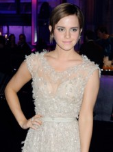 Emma Watson at the Harry Potter and the Deathly Hallows Part 2 after party