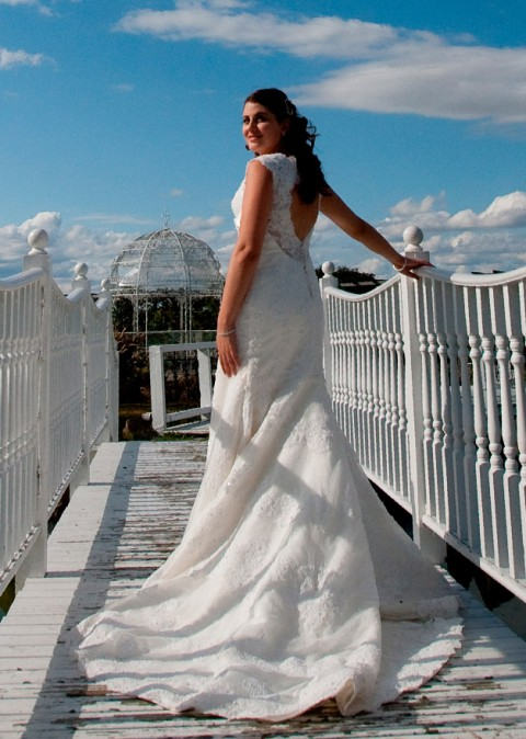 Natasha Kells Stylish real life brides