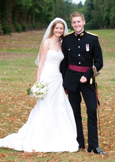 Sarah Taylor Stylish real life brides