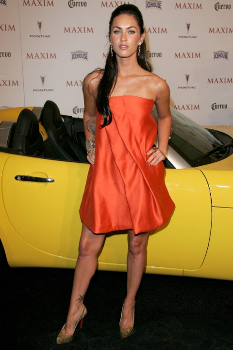 Megan Fox - Megan Fox Style Highs and Lows - Megan Fox Style History - Megan Fox Style - Megan Fox Transformers - Megan Fox Brian Austin Green - Style - History - Marie Claire - Marie Claire UK - Marieclaire.co.uk