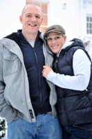 Zara Phillips and Mike Tindall pics - wedding - photos