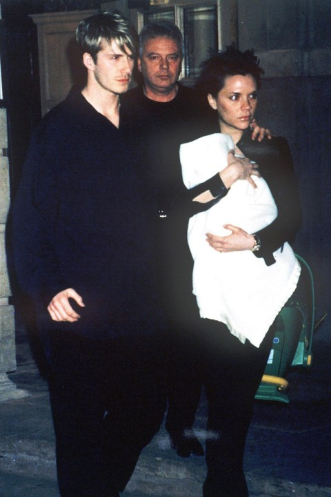 David and Victoria Beckham - David and Victoria Beckham family - Beckham Family Album - David Beckham - Victoria Beckham - Harper Seven Beckham - Marie Claire - Marie Claire UK