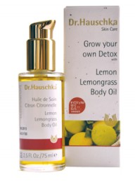 Dr Hauschka Lemon Lemongrass Body Oil