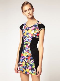 Josh Goot for ASOS dress