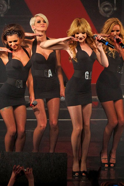 Girls Aloud to reunite