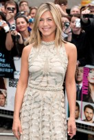Jennifer Aniston at the London Horrible Bosses premeire
