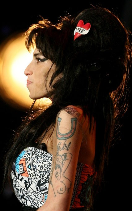 Amy Winehouse 1983 2011