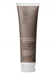 Trilogy Age Proof Active Enzyme Cleansing Cream - Beauty Buy of the Day - Marie Claire