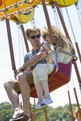 Chord Overstreet & Emma Roberts - Chord Overstreet & Emma Roberts' fun-filled fairground date - Marie Claire - Marie Claire UK