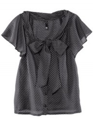 H&amp;M polka dot blouse - buy of the day - fashion - shopping - online shopping
