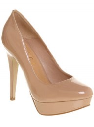Office nude platform heels - buy of the day - fashion - shopping - online shopping
