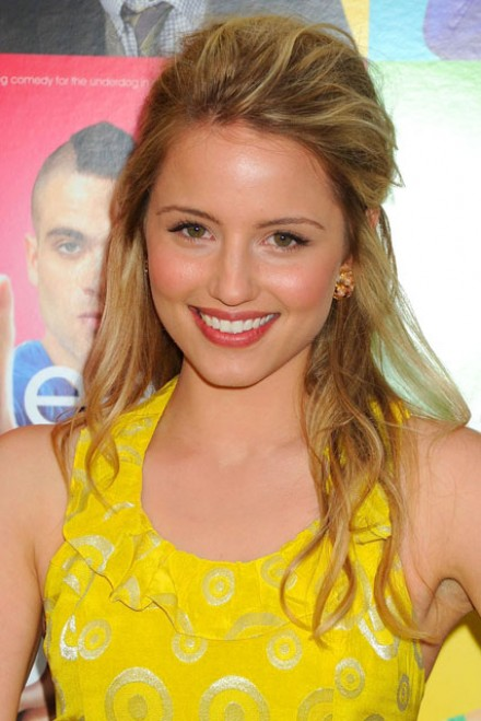 Dianna Agron - Dianna Agron admits to nose job - Dianna Agron Glee - Dianna Agron nose job - Glee - Glee Season 3 - Marie Claire - Marie Claire UK