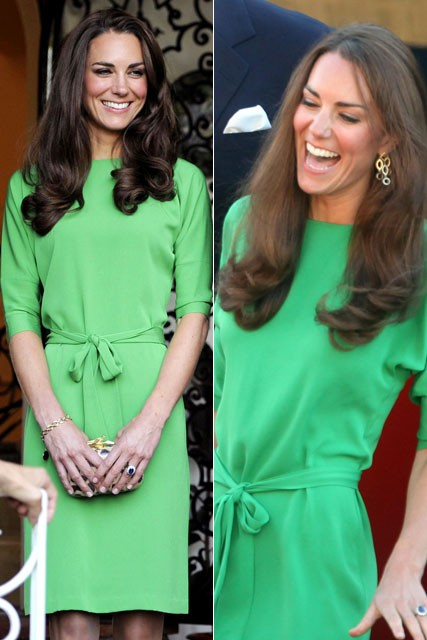 Duchess of Cambridge style re-runs